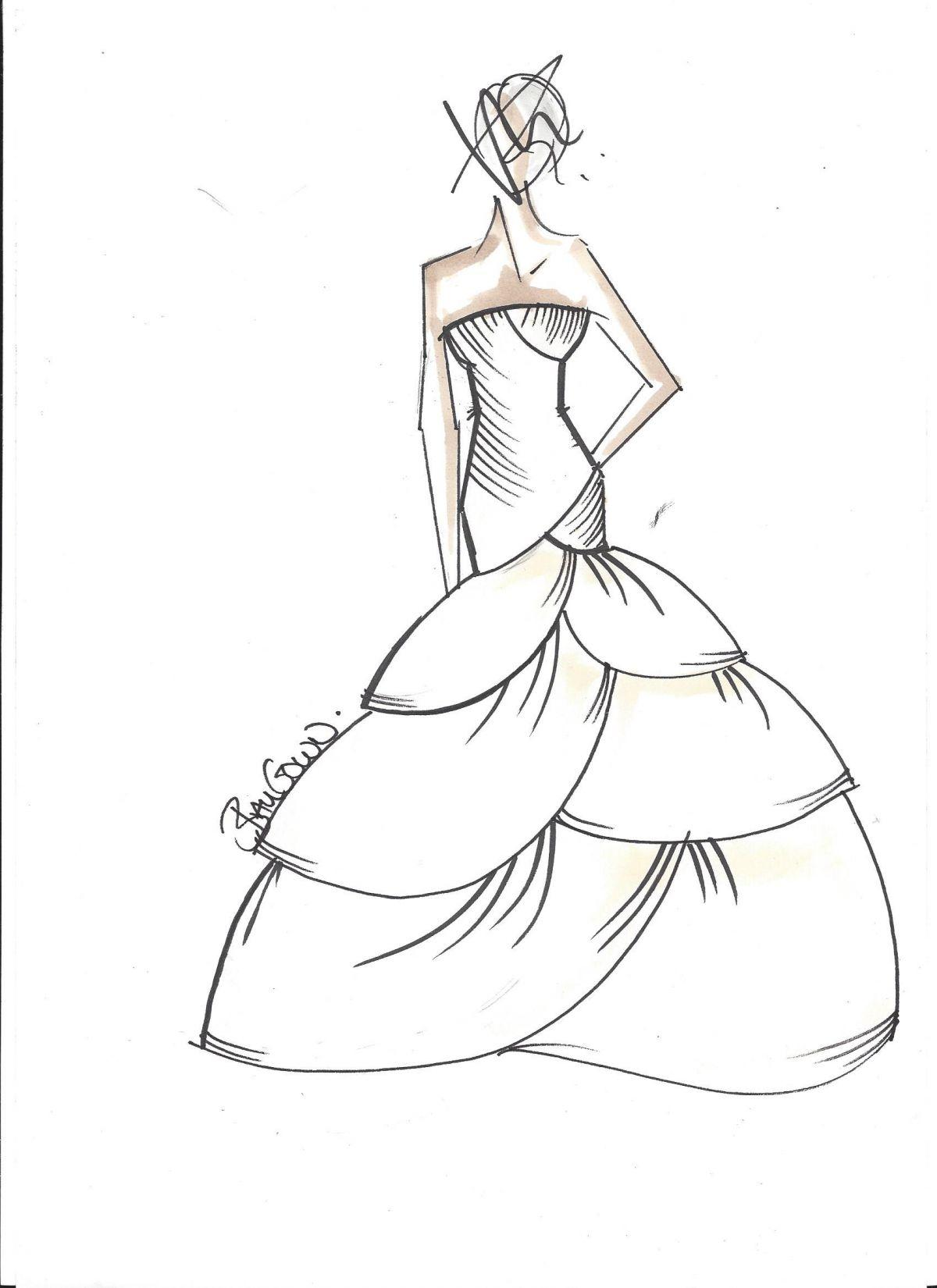 The Dress House Wedding Dress Silhouette Guide | The Dress House