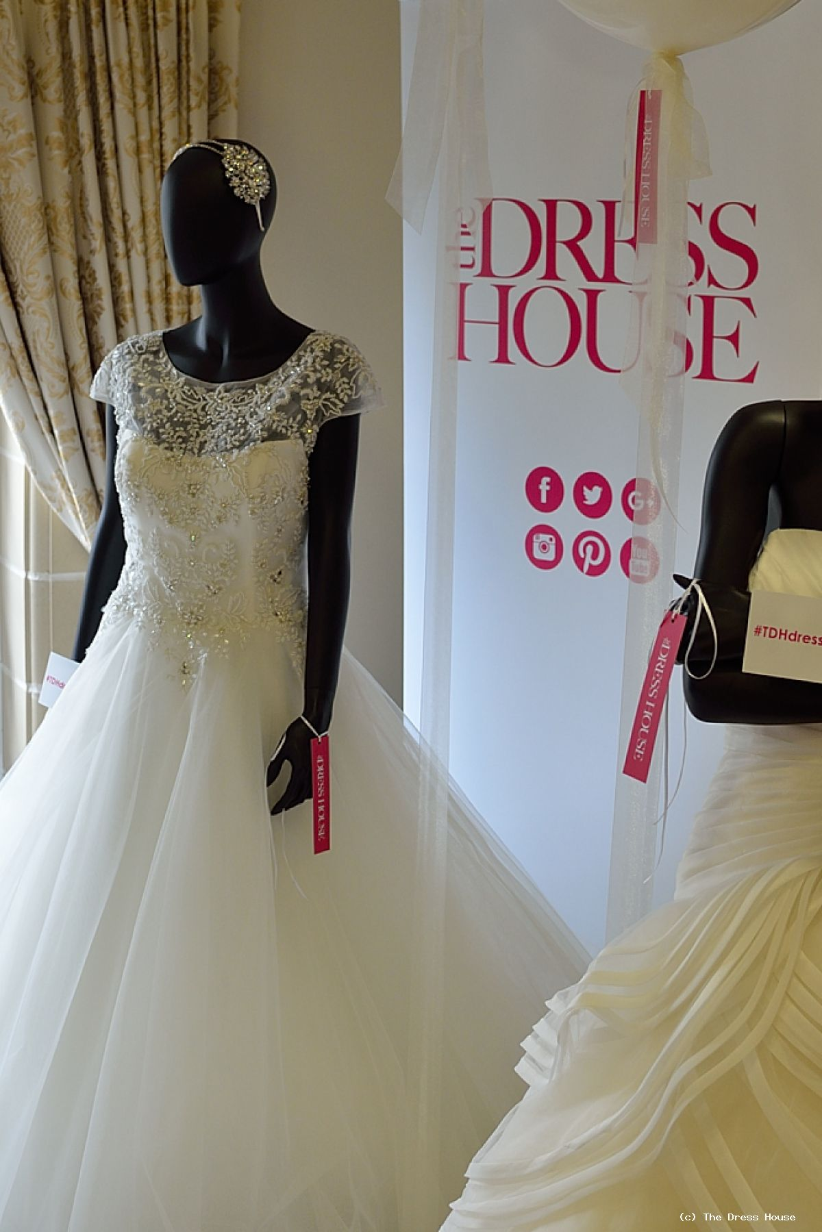 The dress house luton - Curtain Falls On The Luton Hoo Wedding Show