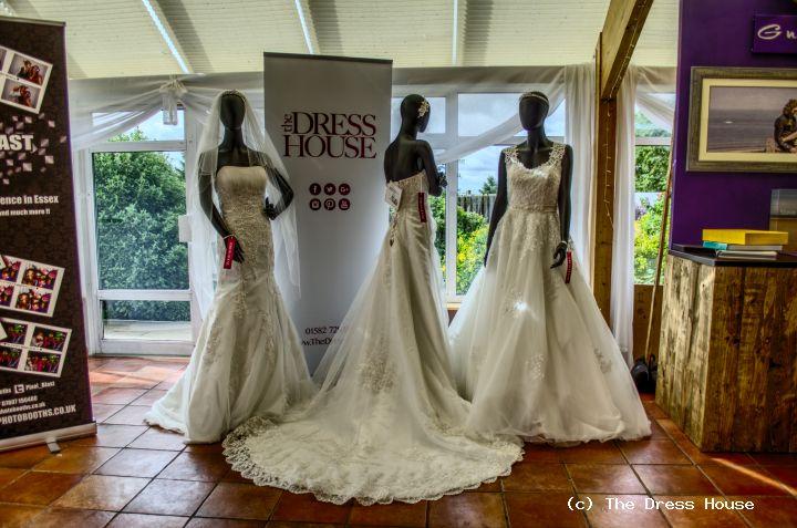 Curtain Falls On Chesfield Down Wedding Fair