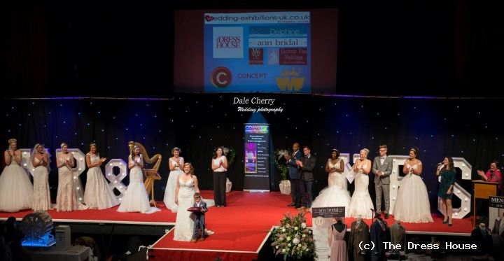 First Look At Herts Wedding Fair Catwalk Photos