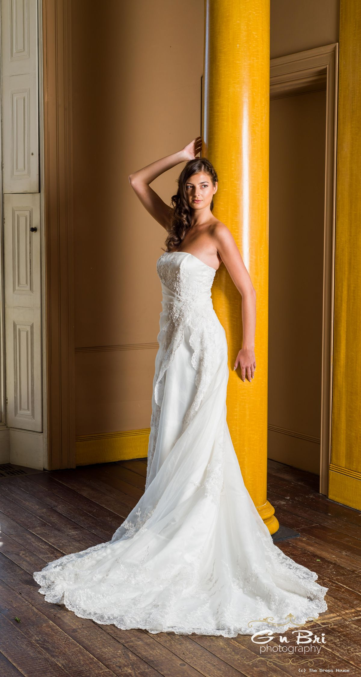 Mulberry Wedding Dress