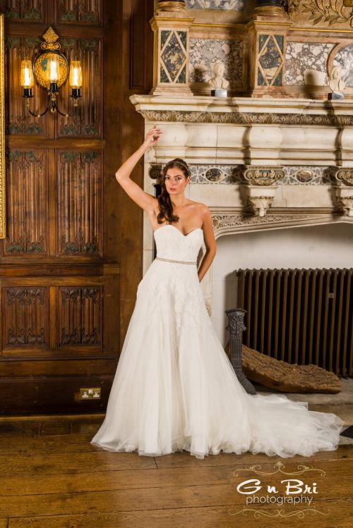 Bridalwear At Harpenden's Rothamsted Manor
