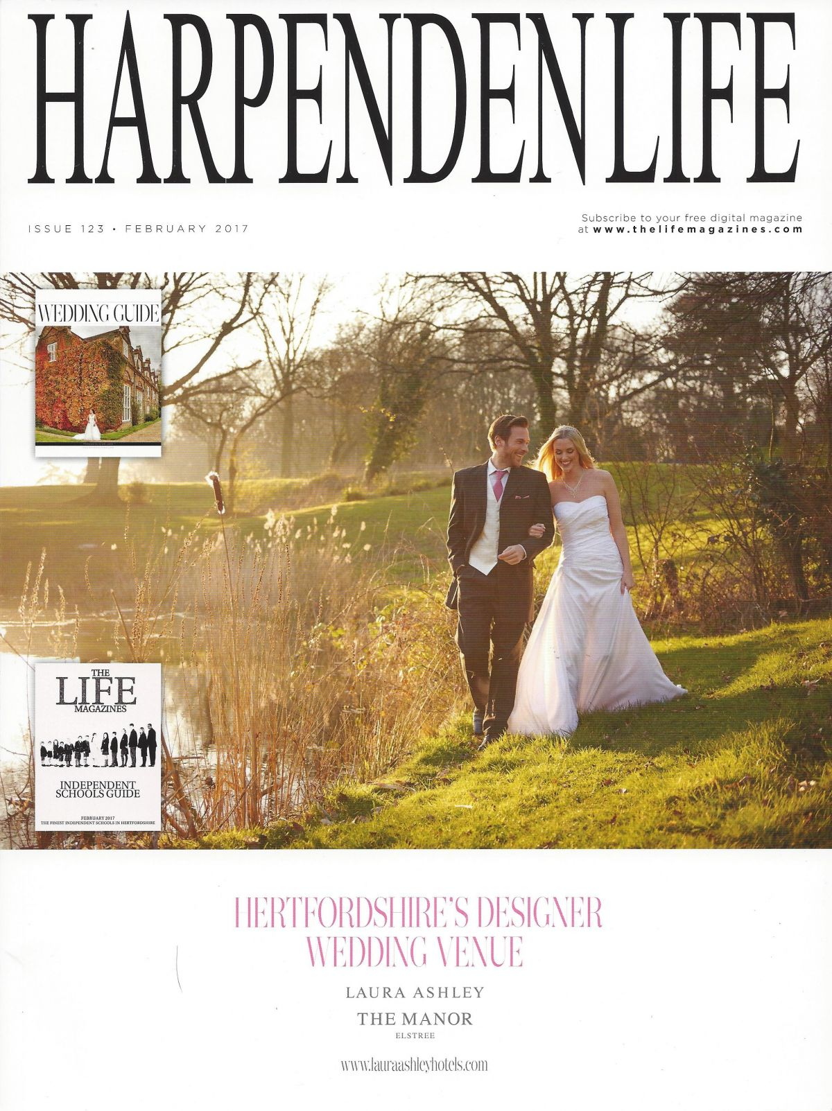 Harpenden Life Photo Shoot