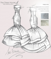 The Edgemore Wedding Dress