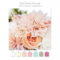 Bridesmaid Colour Trend