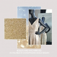 New Sequin Bridesmaid Style Boulevard