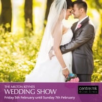 MK Wedding Fair Fri 5th -Sun7th Feb