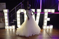 Love and our Liberty Wedding Dress at St Albans Arena