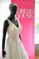 Steinway Wedding Dress at Chesfield Downs Wedding Fair