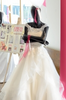 Ludlow Wedding Gown at Stockwood Discovery Evening
