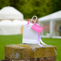 Gifts for Brides attending Hexton Manor Wedding Fair