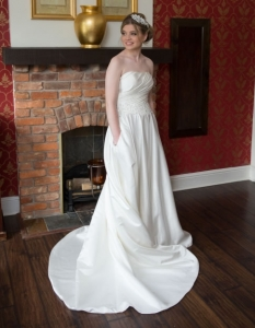 Tradional wedding dresses